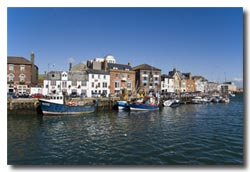 Weymouth Harbour picture